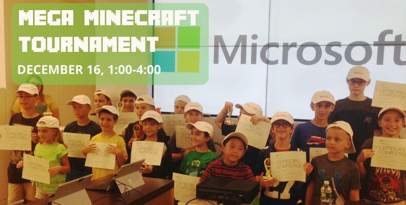 December Minecraft Tournament