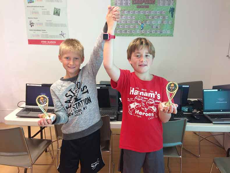 minecraft tournament winners