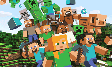 summer minecraft camp