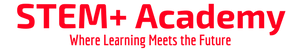 STEM+ Academy Logo