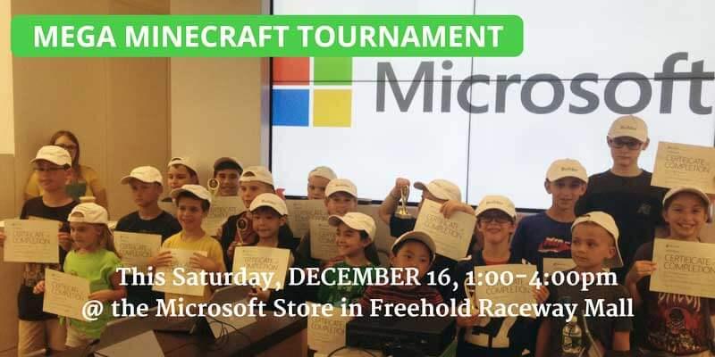 Minecraft Tournament 201712