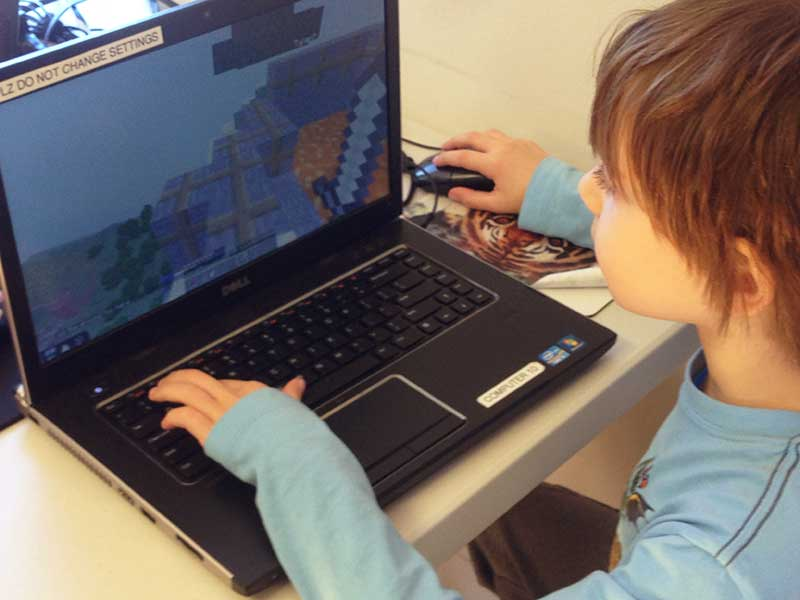 November Minecraft