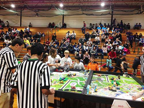 FLL Competition Day 3