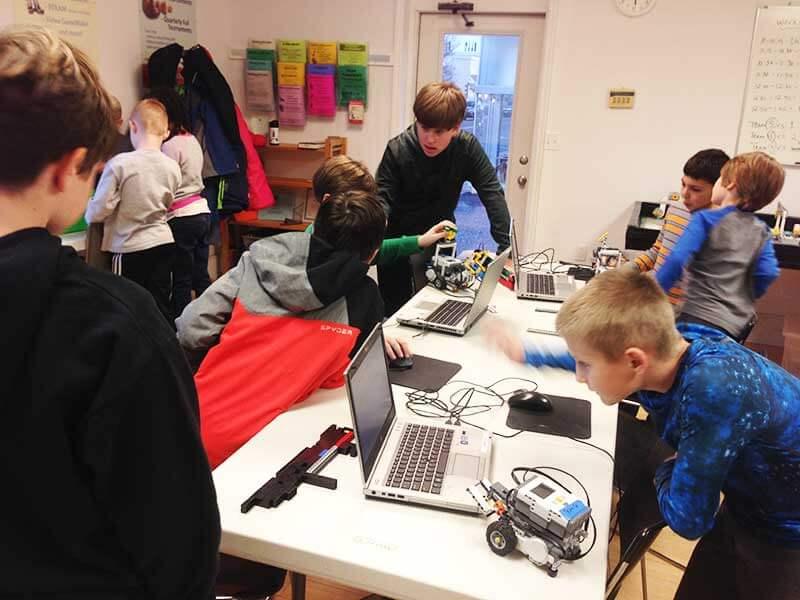 Spring Robotics Development Team