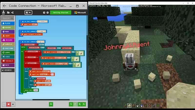 Minecraft Programming