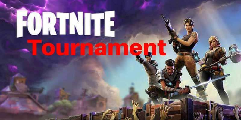 Fortnite Competition for Kids Grades K to 8