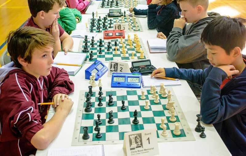 Chess Tournament | STEM+ Academy