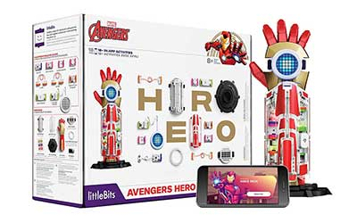 marvel hero kit