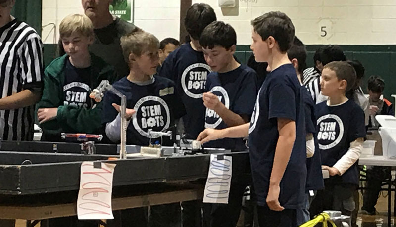 fll 2019 competition table