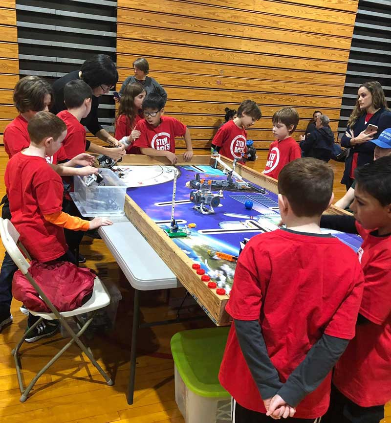 fll competition practice