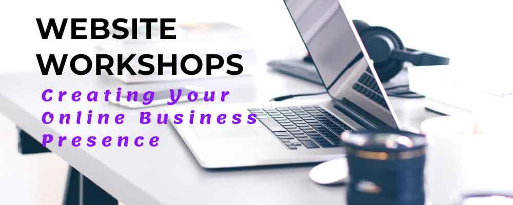 website workshops