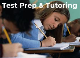 Test Prep Tutoring