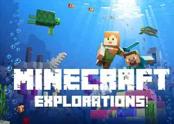 minecraft explorations
